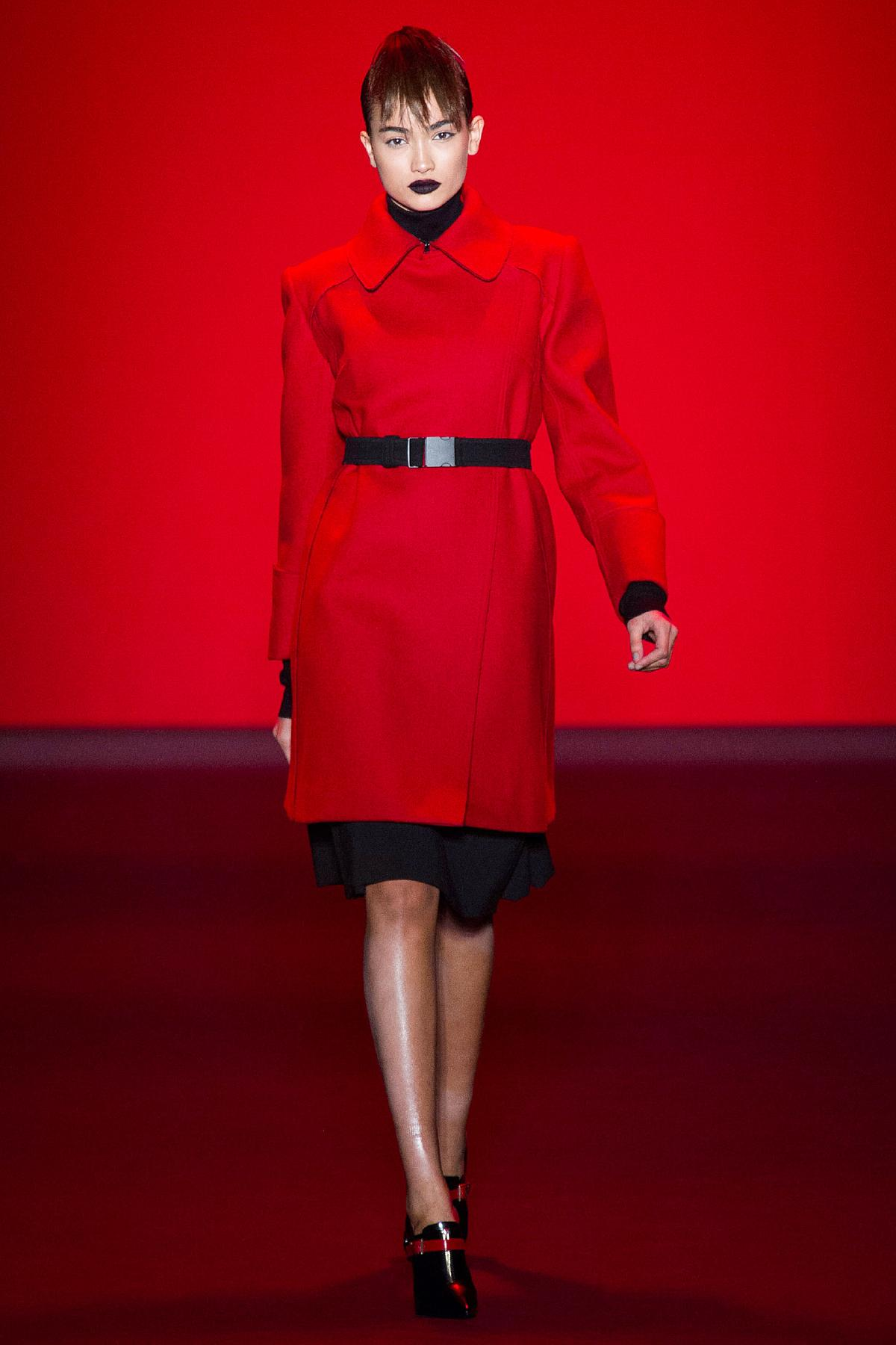 Vivienne Tam: Two Words…RED HOT!