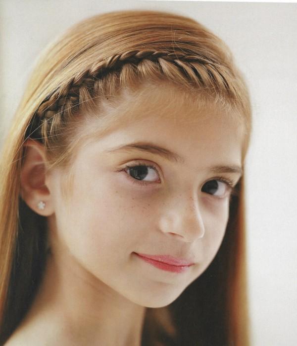 Go Back > Gallery For > Headband Braid Ponytail