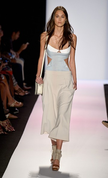 BCBG SPRING COLLECTION 2014 MBFW