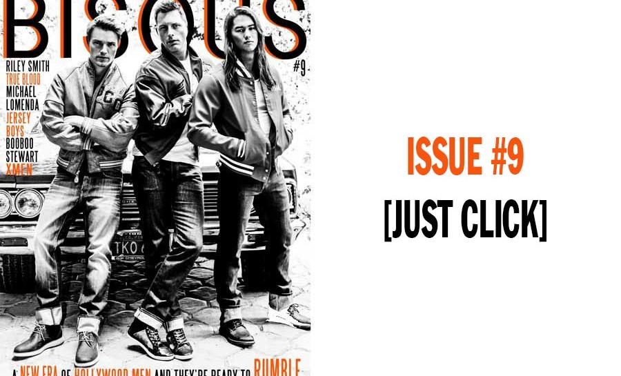 Bisous Magazine Summer 2014