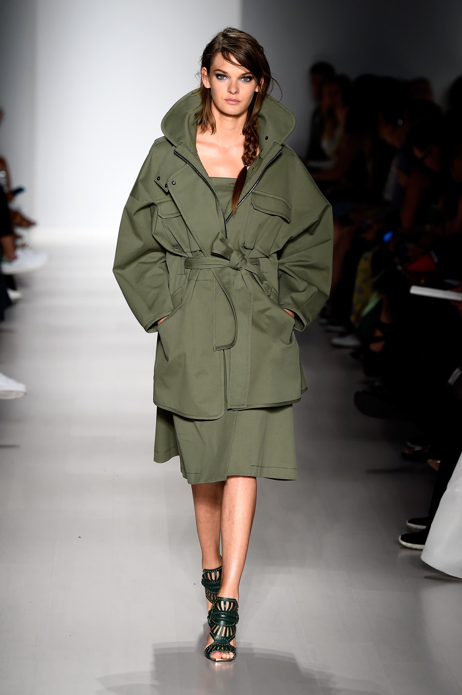 Весна 2018 Модные Тенденции Верхняя Одежда