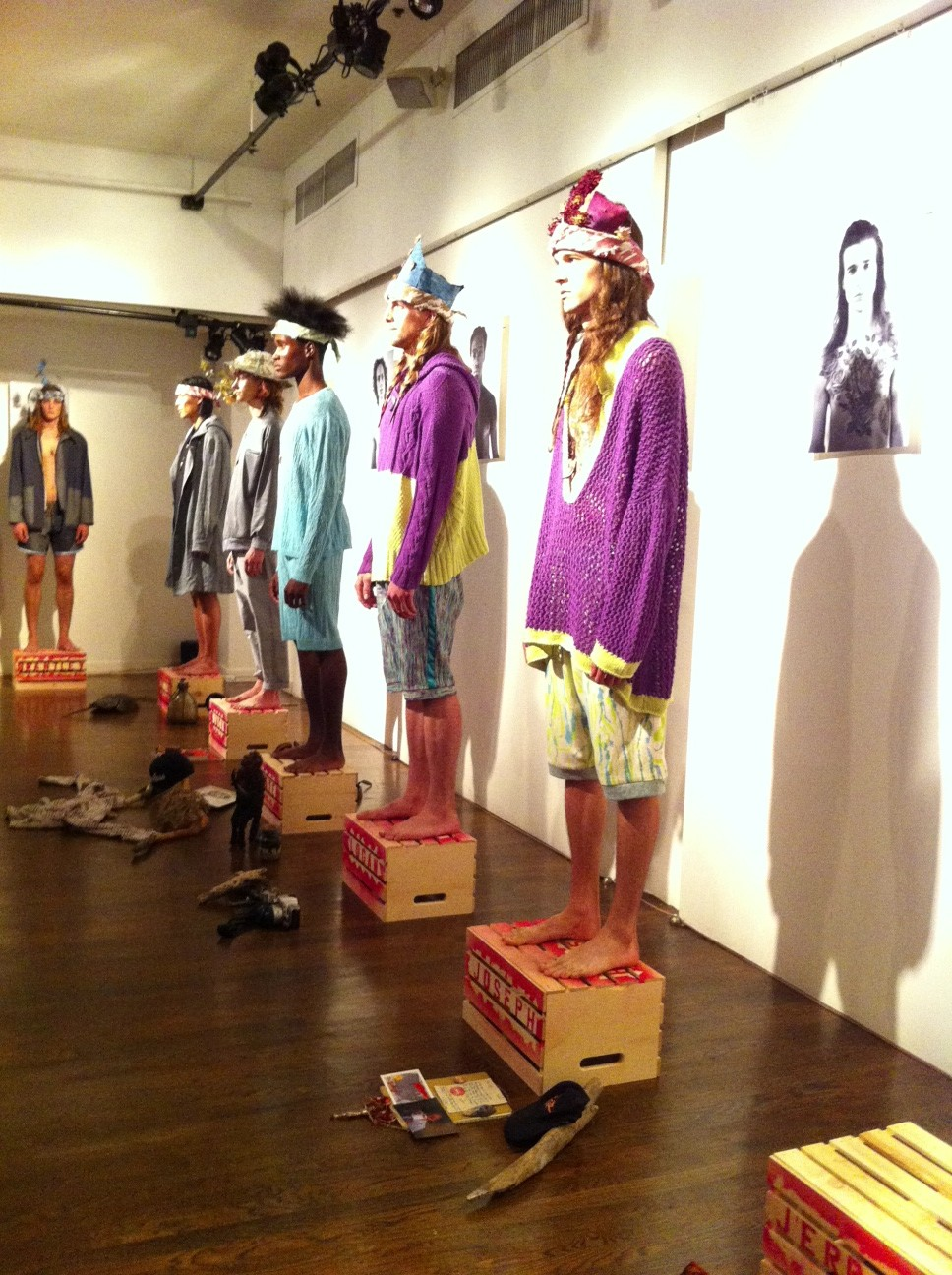 Cool Surf vibe hits NYFW – THADDEUS O'NEIL