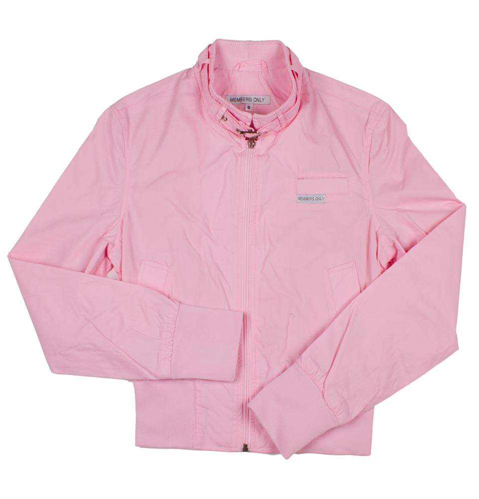 Members Only classic-bomber-jacket-powder-pink-flat.