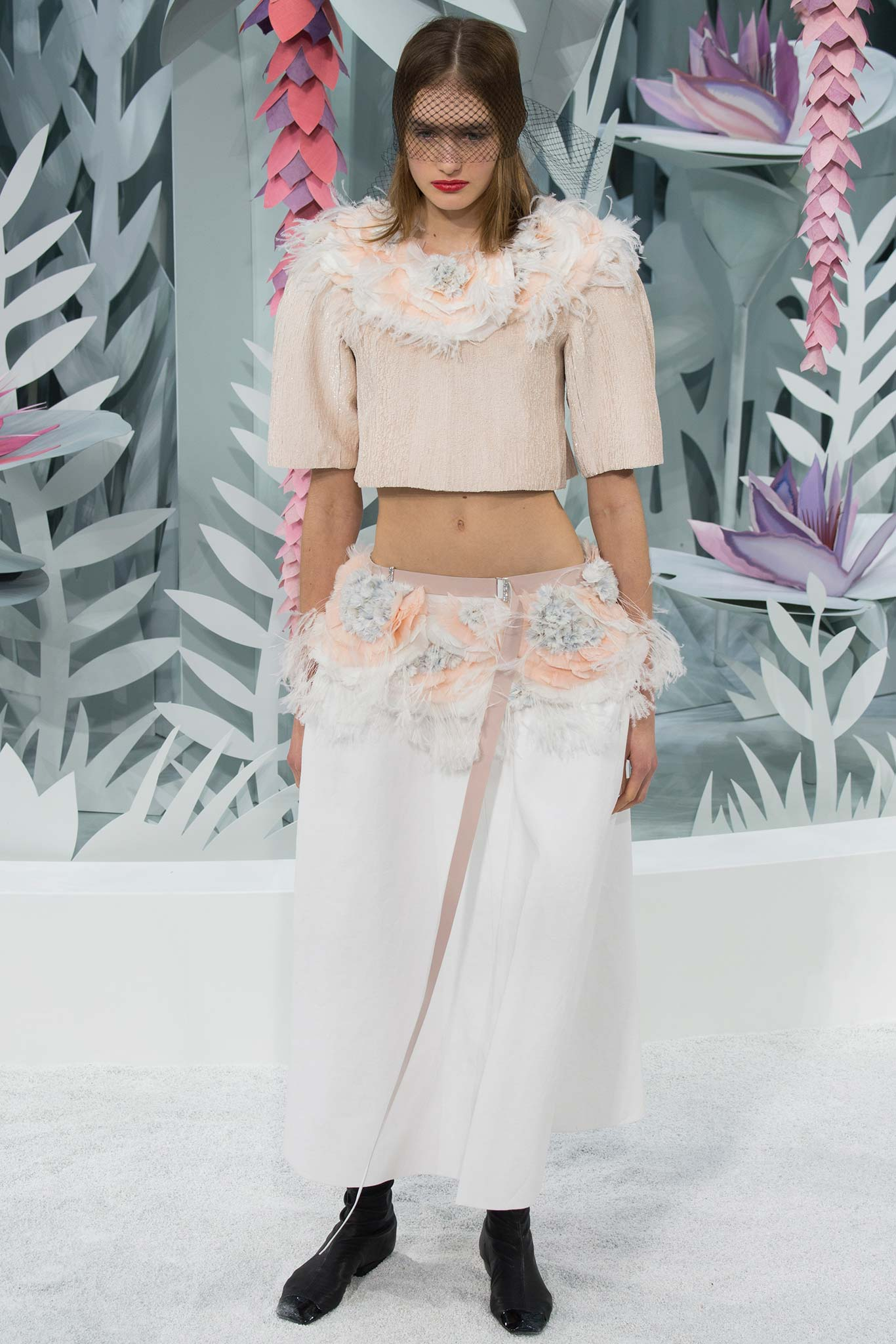 Chanel Couture Spring 2015 Bisous Magazine