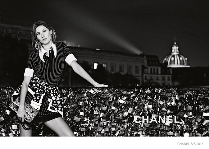 2015 CAMPAIGN ROUNDUP  #CHANEL