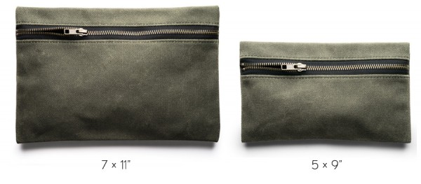 olive-zippered-waxed-canvas-pouch