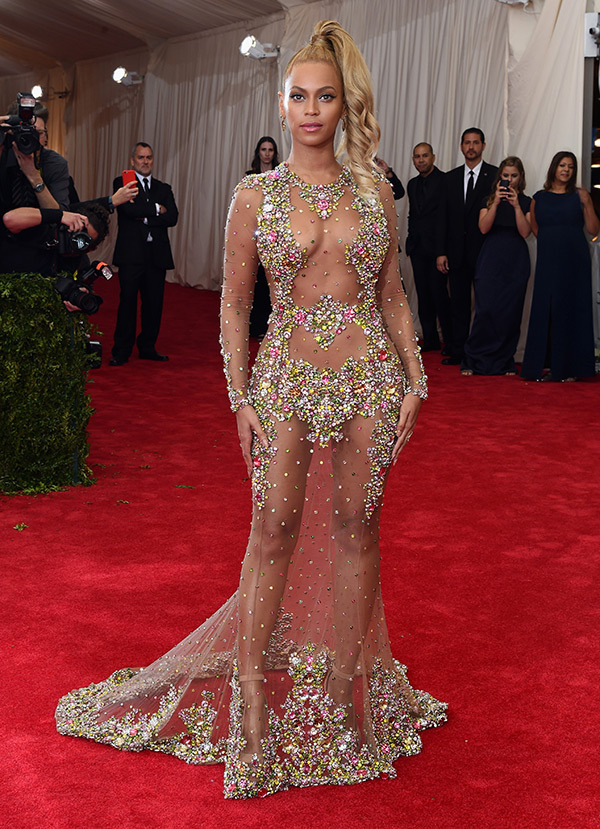 Beyonce's week of Fashion knockouts