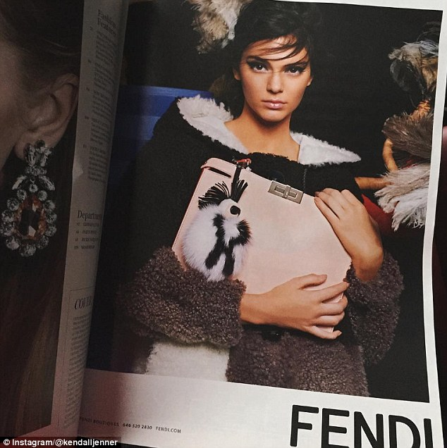 New Campaign for Fendi has people questioning the house