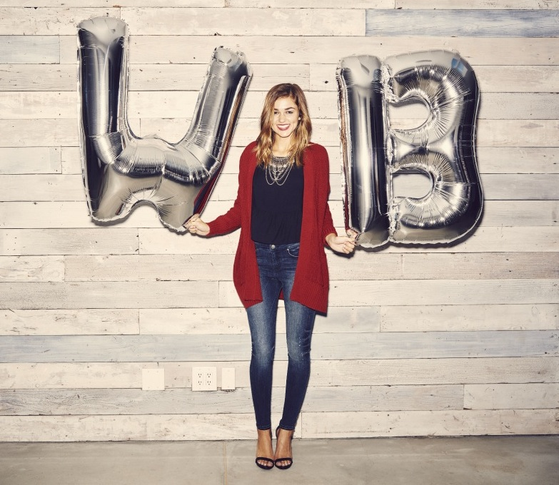 Wild Blue Denim Insta Contest with Duck Dynasty's Sadie!