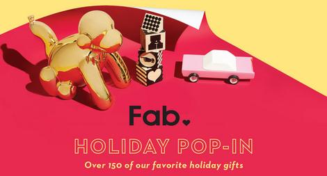 FAB Holiday Shopping