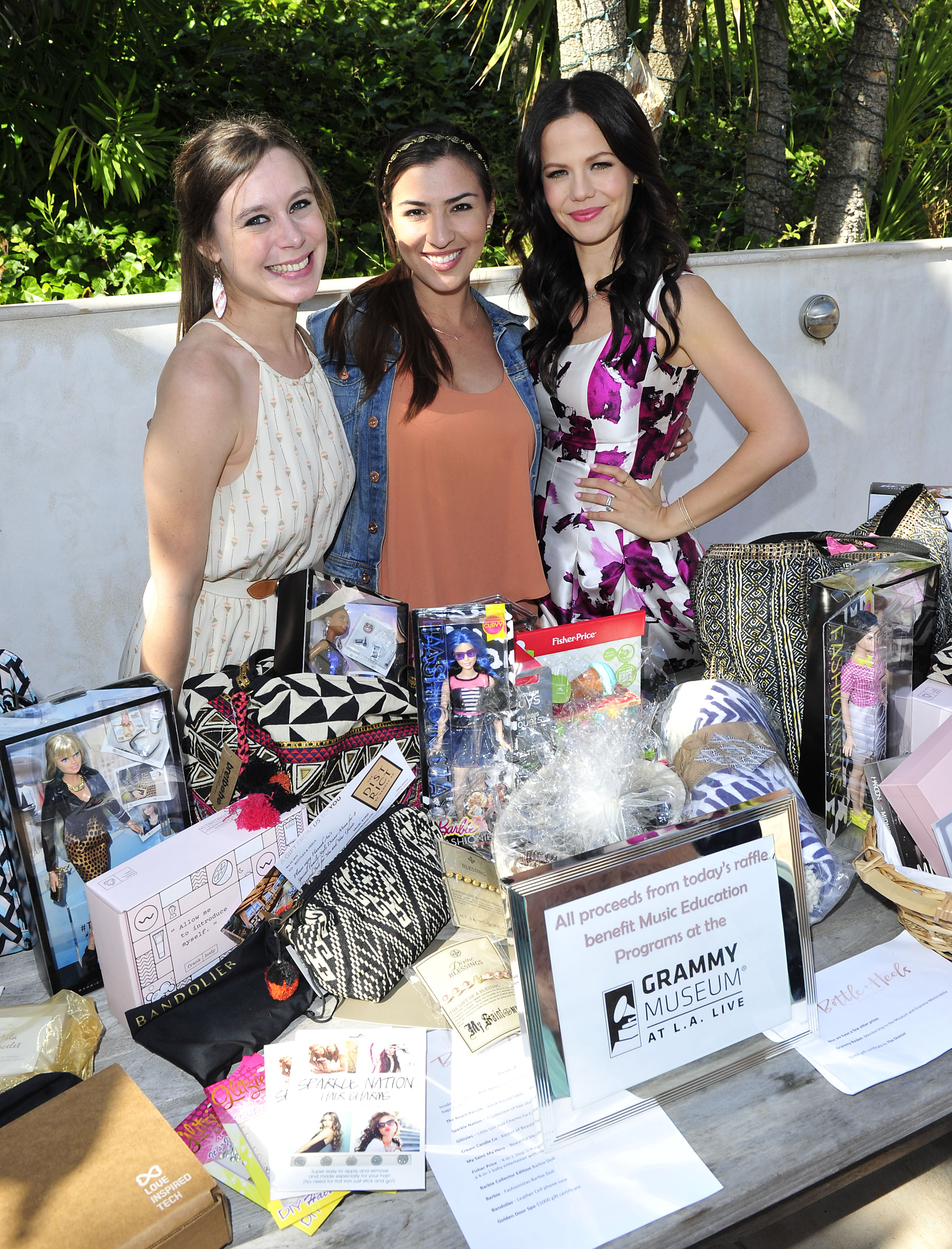 The Launch Party for Tammin Sursok`s New Interactive Blog - Bottles and Heels