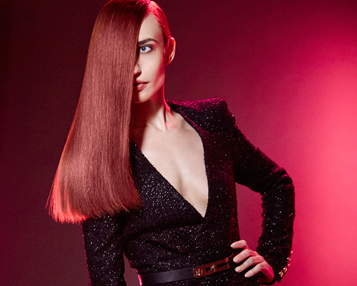 LIZZY JAGGER New Redken Muse
