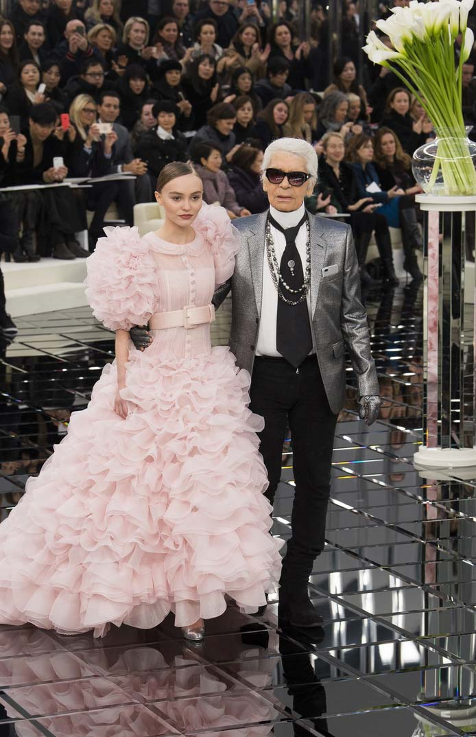 Daddy's got a new Muse CHANEL COUTURE 2017