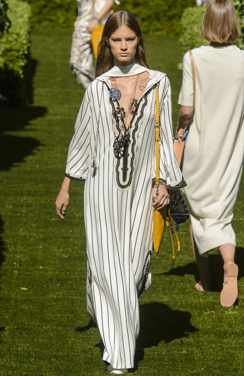 Garden Party at Tory Burch