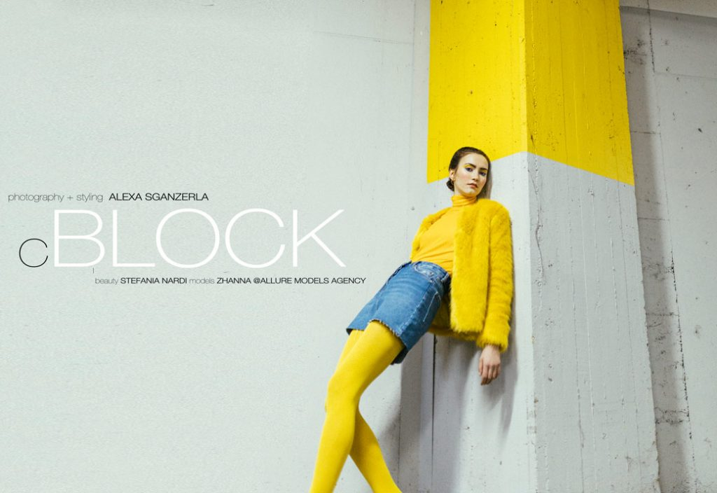 C Block Bisous Magazine