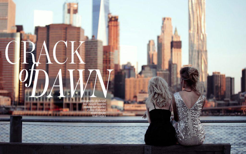Crack Of Dawn Bisous Magazine